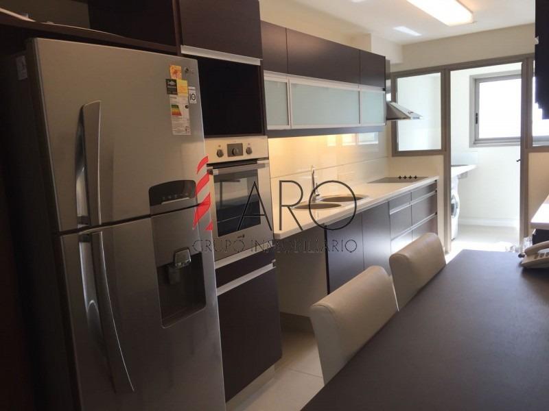 apartamento en brava 3 dormitorios en suite con todos los servicios-ref:34478