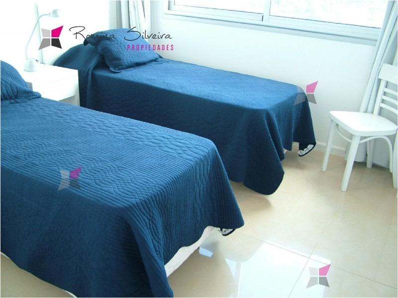 apartamento en brava, 3 dormitorios *- ref: 5781