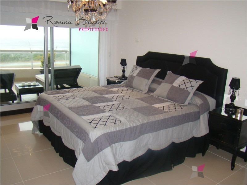 apartamento en brava, 3 dormitorios *- ref: 5800