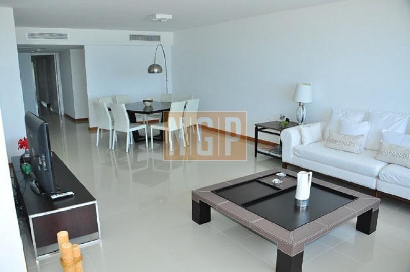 apartamento en brava, 3 dormitorios -ref:15275