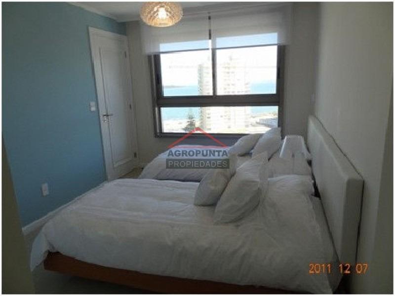 apartamento en brava, 3 dormitorios *-ref:1613