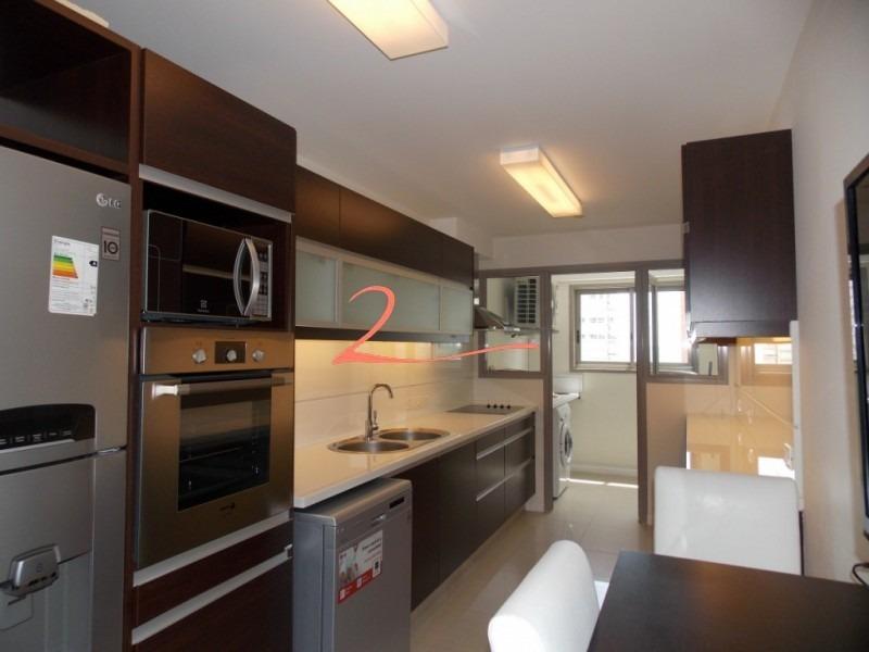 apartamento en brava, 3 dormitorios *-ref:4528