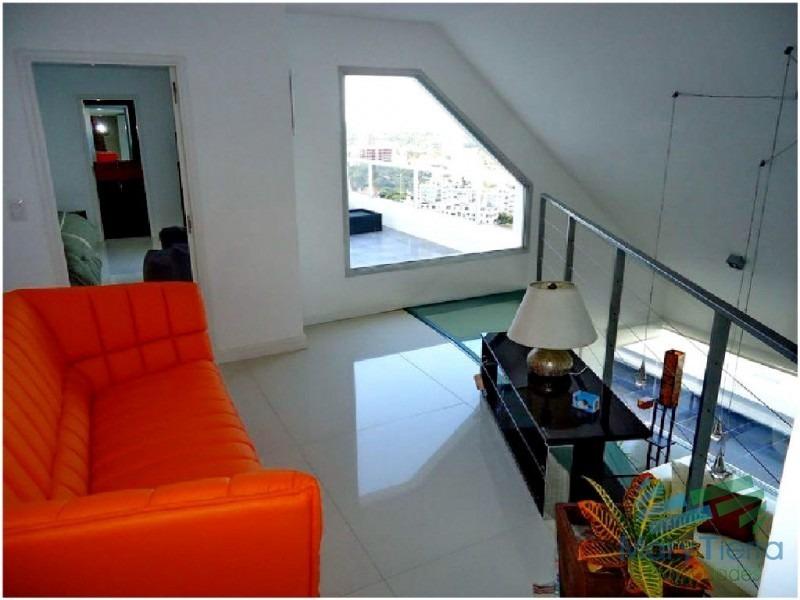 apartamento en brava, 3 dormitorios *-ref:574