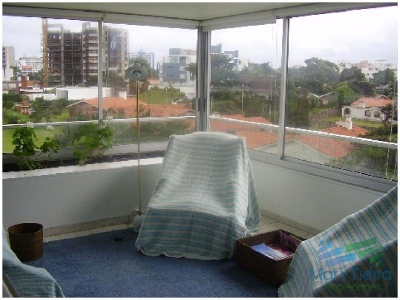 apartamento en brava, 3 dormitorios *-ref:803