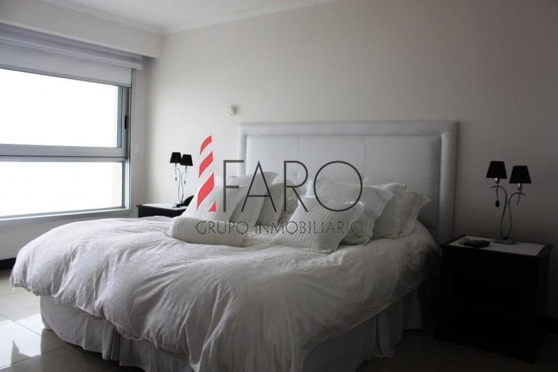 apartamento en brava 3 dormitorios y dependencia con garage-ref:33017