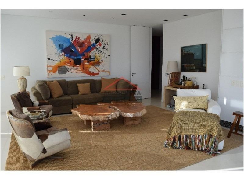apartamento en brava, 4 dormitorios *-ref:2560