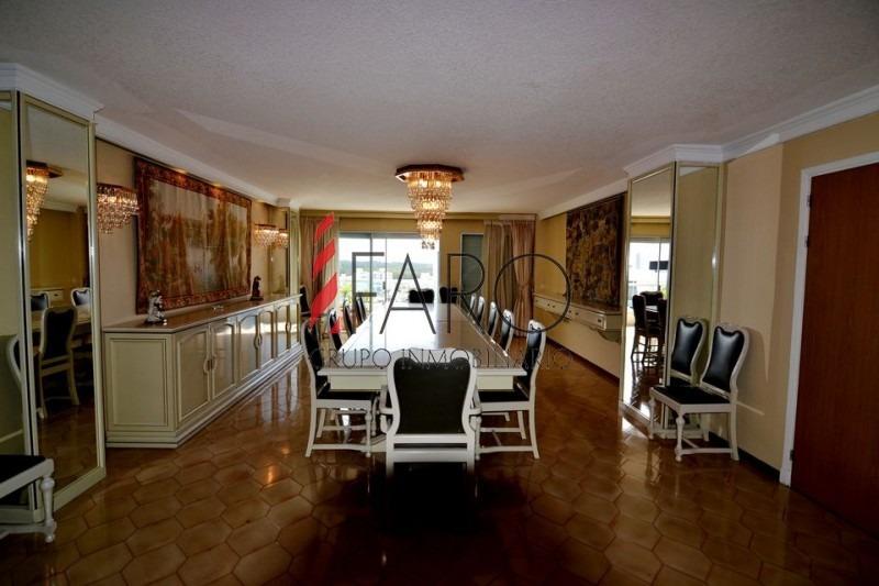 apartamento en brava 6 dormitorios 3 servicios-ref:33778