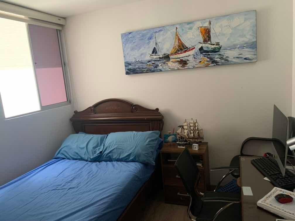 apartamento en cacique condominio