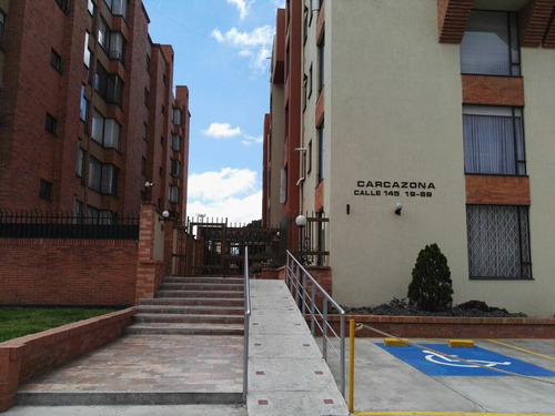 apartamento en cedritos de 3h más terraza