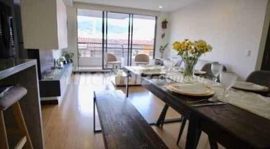 apartamento en cedritos de 89m2