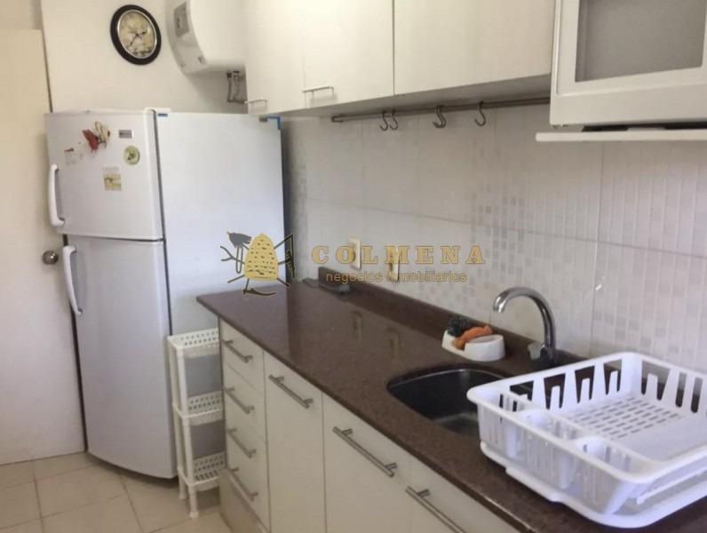 apartamento en complejo arcobaleno, de 2 dor, 2 baños con linda vista. consulte!!!!!!!- ref: 2218