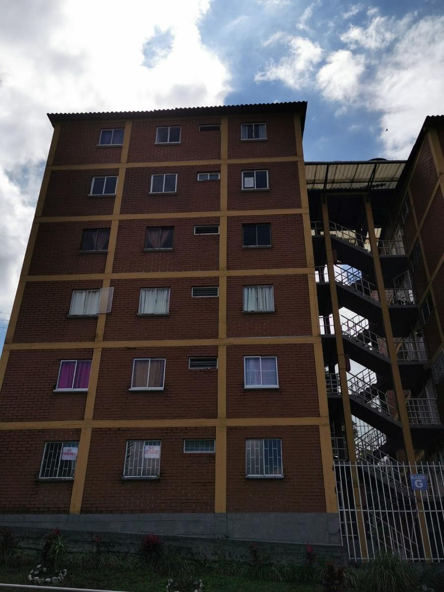 apartamento en conjunto cerrado