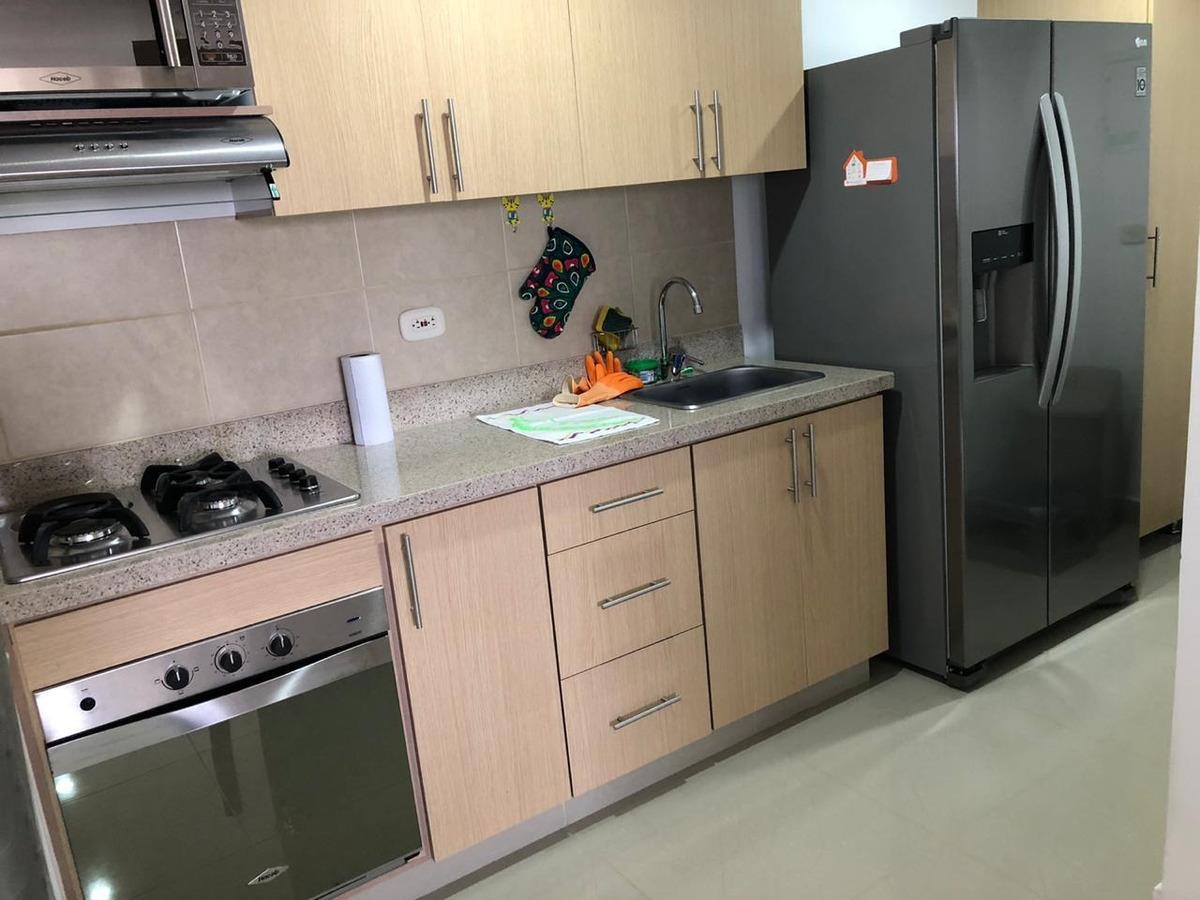 apartamento en conjunto residencial  riogrande  rionegro ant