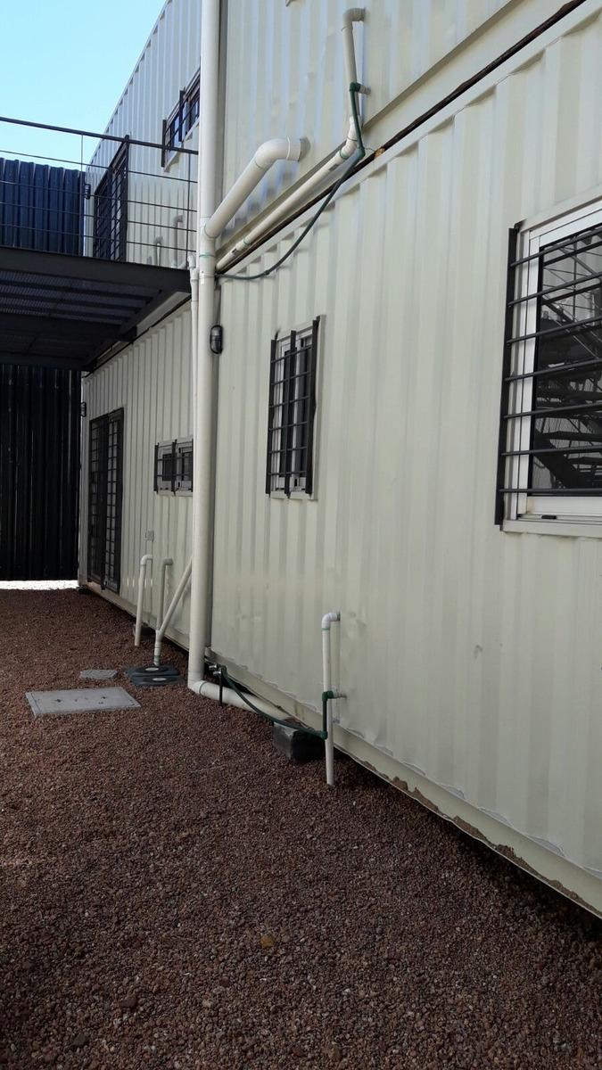 apartamento en contenedor vivienda