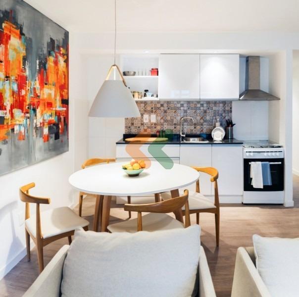 apartamento en cordon a la venta de 2 dormitorios- ref: 7731