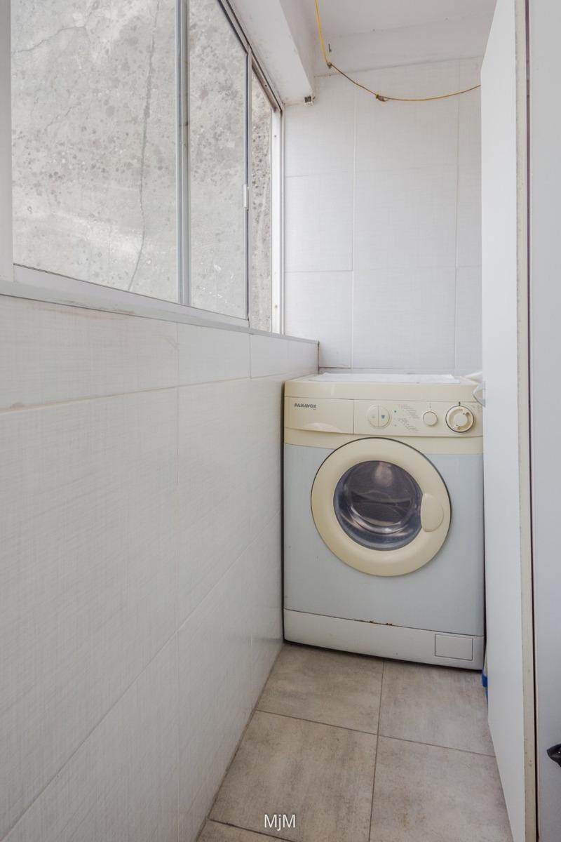 apartamento en cordón sur de 3 dormitorios y garaje