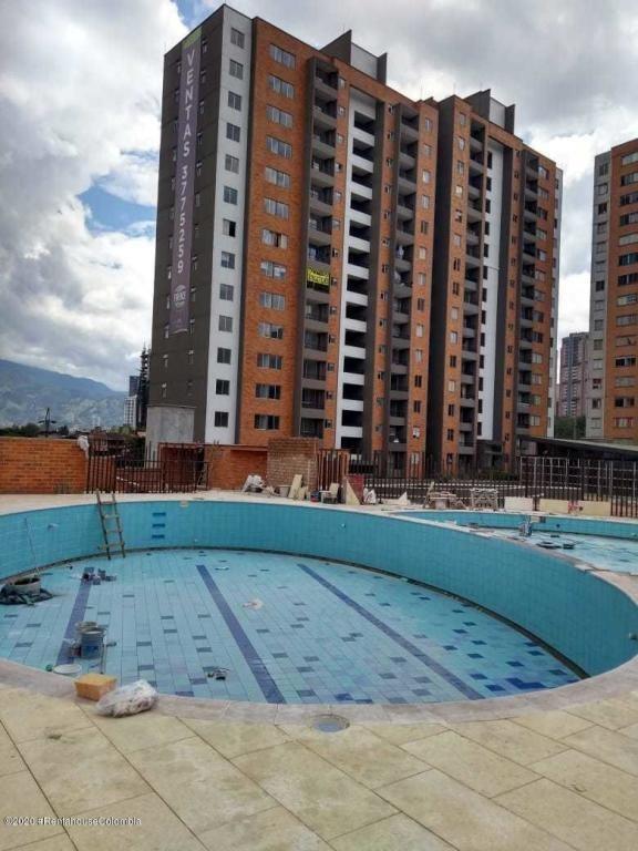 apartamento en  ditaires(itagui) rah co: 20-1218