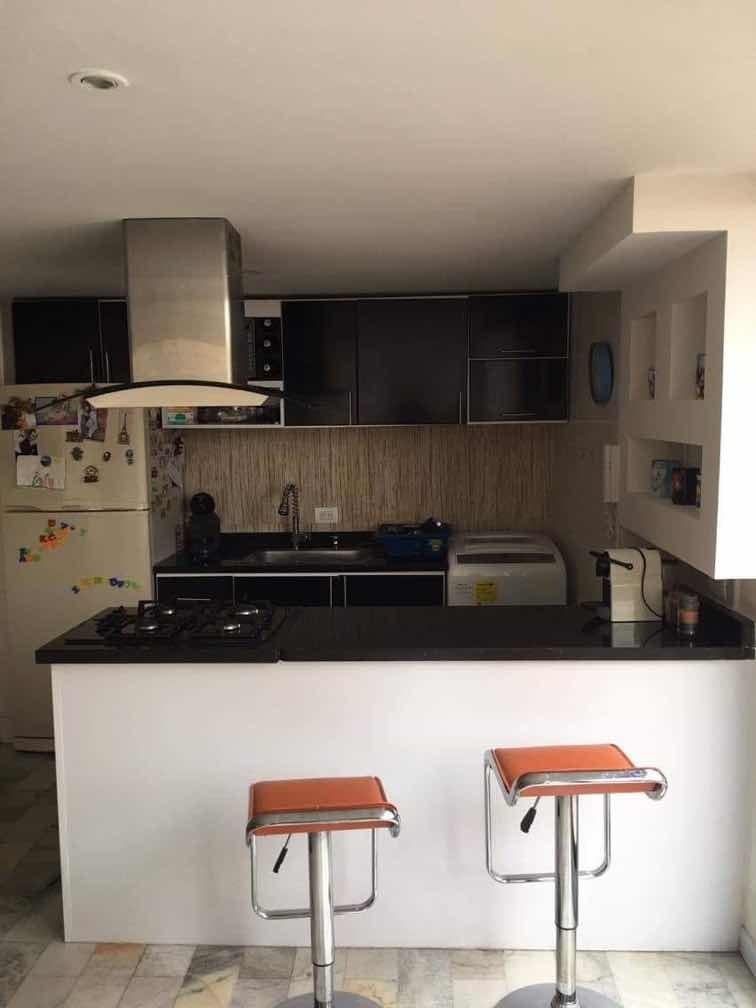 apartamento en el barrio contador 160 mtrs 4 habitaciones