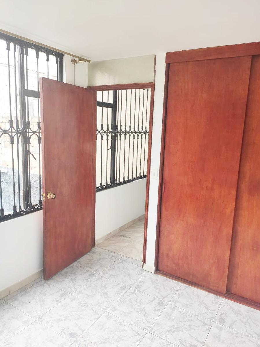 apartamento en el barrio ricaurte segundo piso 2 interior
