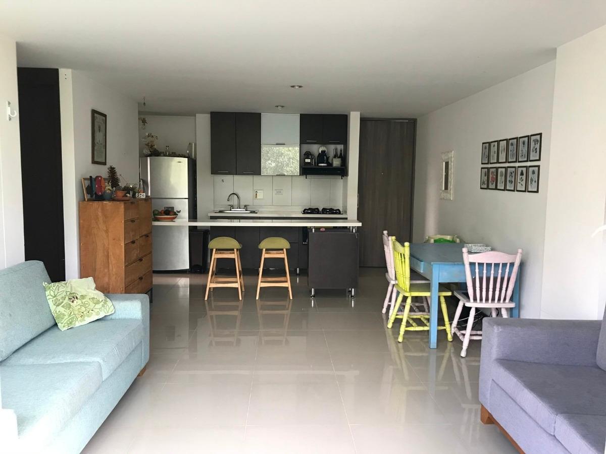 apartamento en envigado con espectacular vista