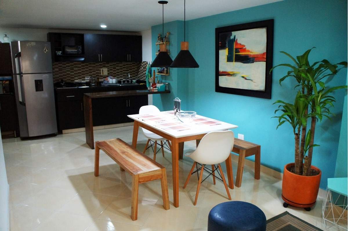 apartamento en envigado con excelentes acabados negociable