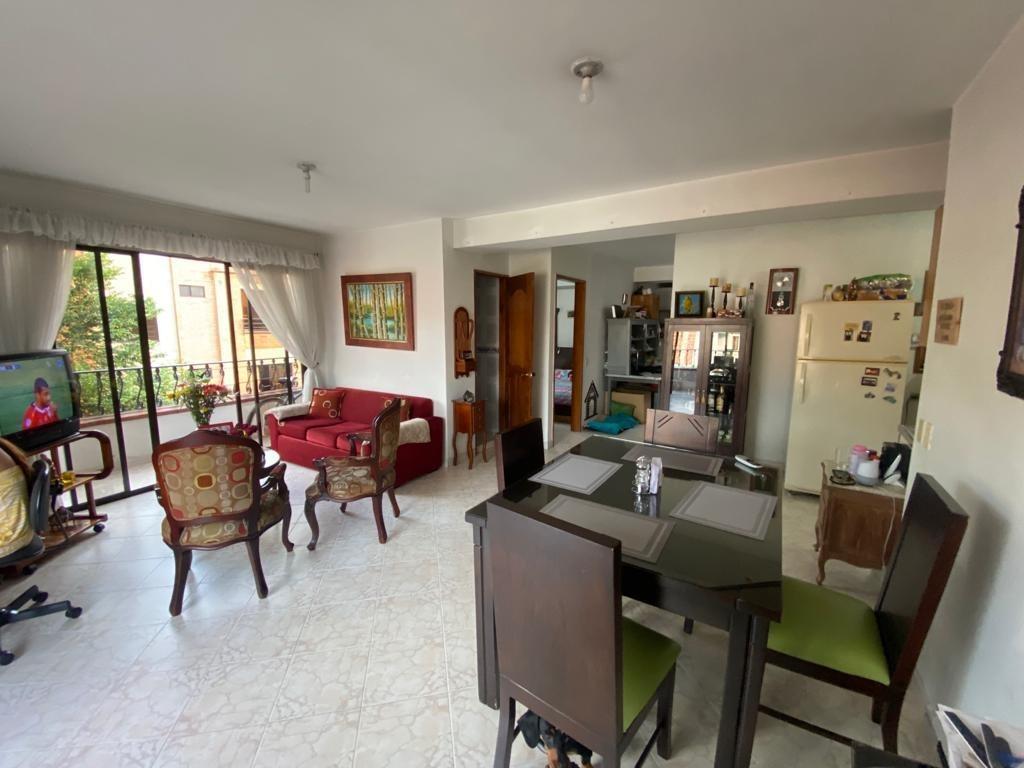 apartamento en envigado, ubicado entre mesa y san josé