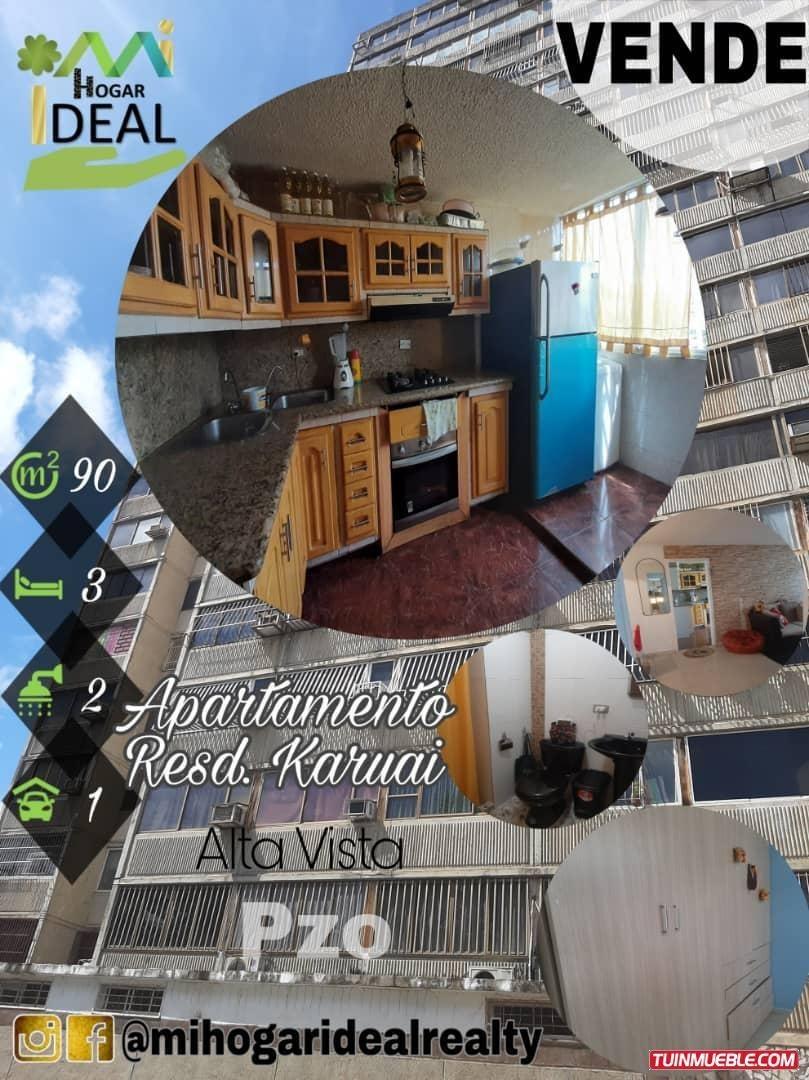 apartamento en karuai alta vista sur