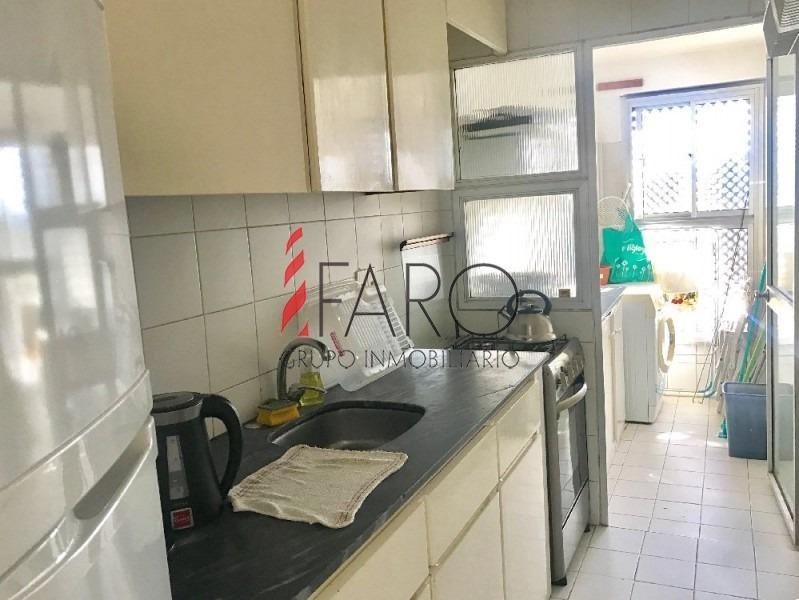 apartamento en la barra 2 dormitorios con cochera-ref:35828