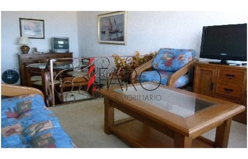 apartamento en la brava 1 dormitorio con cochera-ref:33051