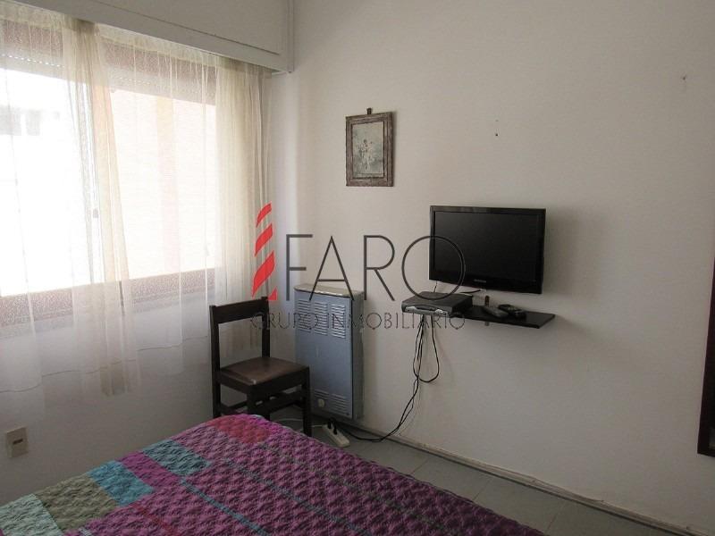 apartamento en la brava 2 dormitorios 1 baño-ref:32784
