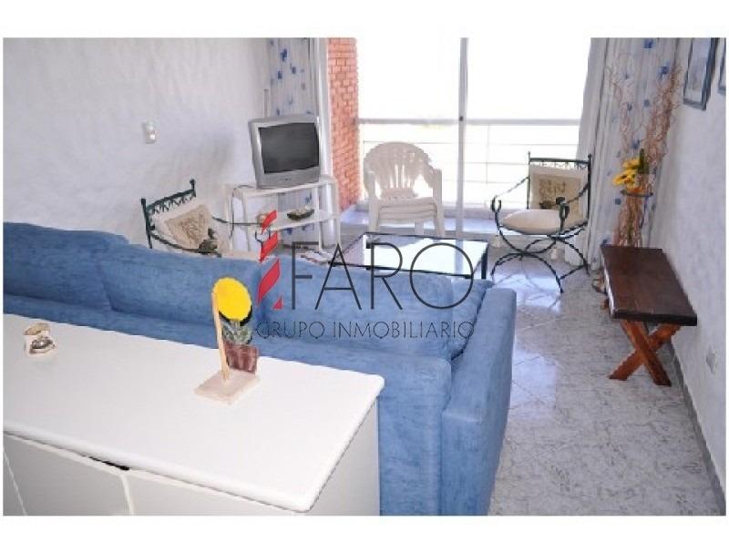 apartamento en la brava 2 y 1/2 dormitorios-ref:33050