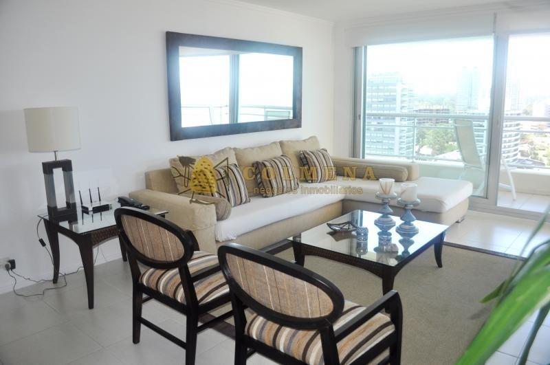 apartamento en la brava de 3 baños, 3 dormitorios, kit, lavadero, living comedor, office, baño de servicio, 2 suites. consulte!!!!!!!- ref: 1825