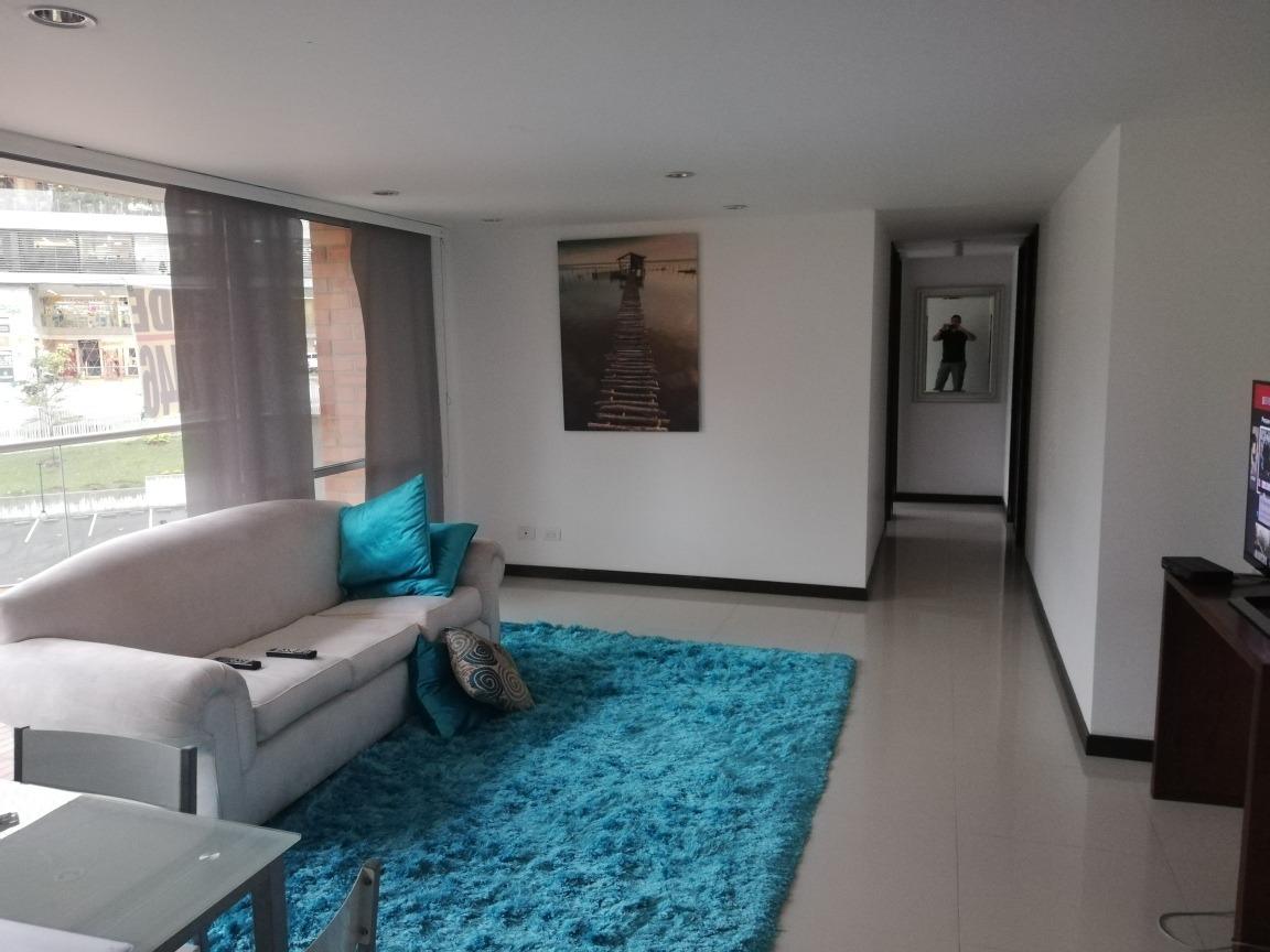 apartamento en la loma del chocho con intermedia envigado.