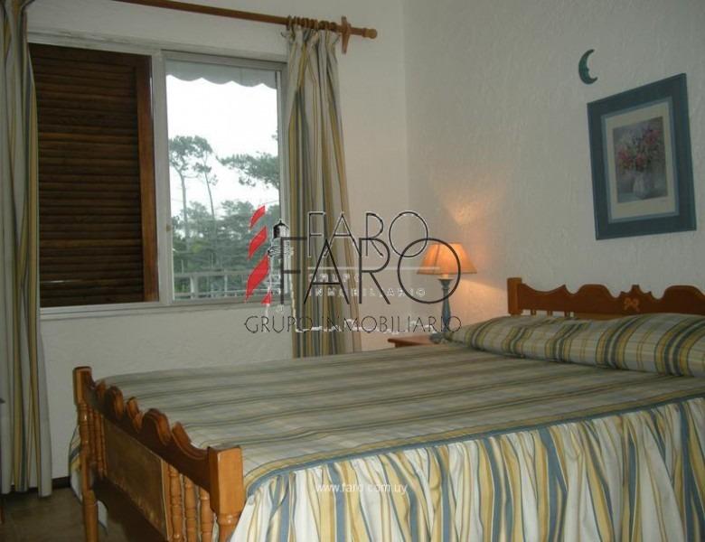 apartamento en la mansa 1 dormitorio con parrillero y garage- ref: 32616