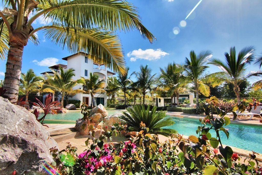 apartamento en la paradisíaca playa dominicus