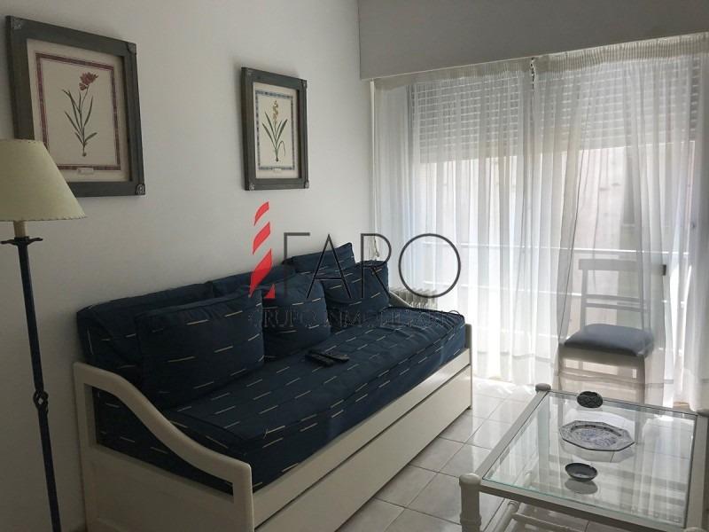 apartamento en la península 1 dormitorio con cochera-ref:32750