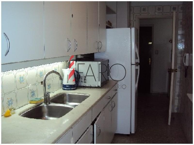 apartamento en la península 3 dormitorios con balcón cerrado y garage-ref:36495