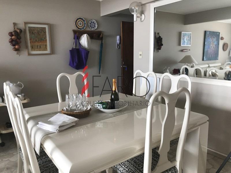 apartamento en la península 3 dormitorios con terraza y parrillero-ref:36765