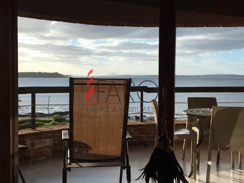 apartamento en la península 3 dormitorios con vista al mar-ref:36388