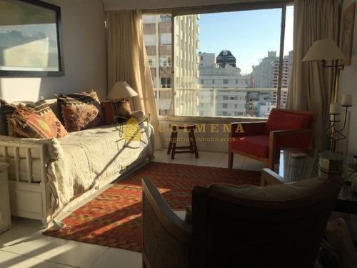 apartamento en la peninsula de 1 dormitorio y medio. - ref: 247