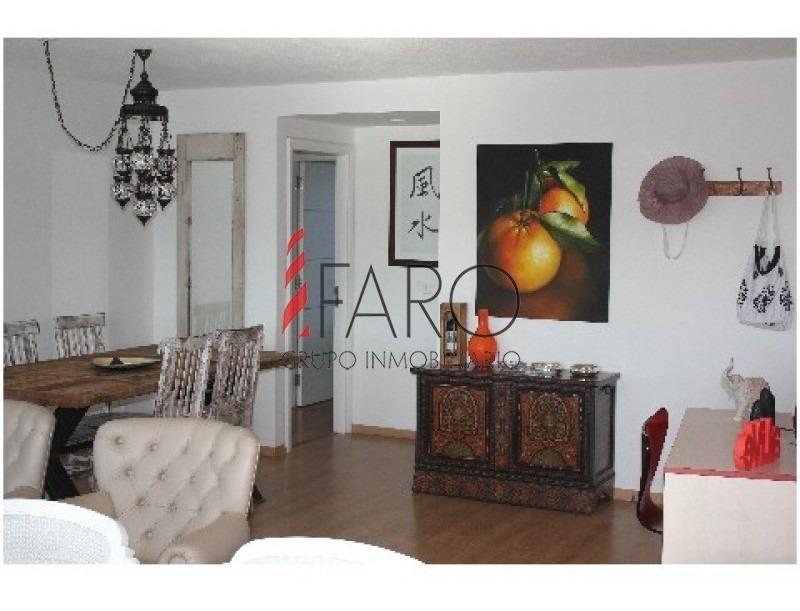 apartamento en laguna del diario 3 dormitorios con terraza y parrillero- ref: 34609