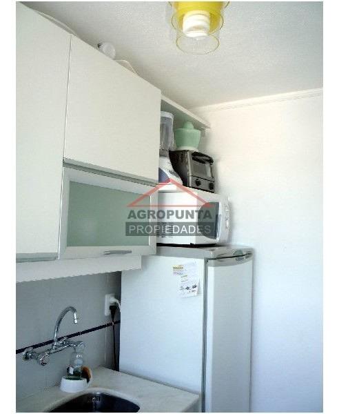 apartamento en maldonado, 1 dormitorios *-ref:1154