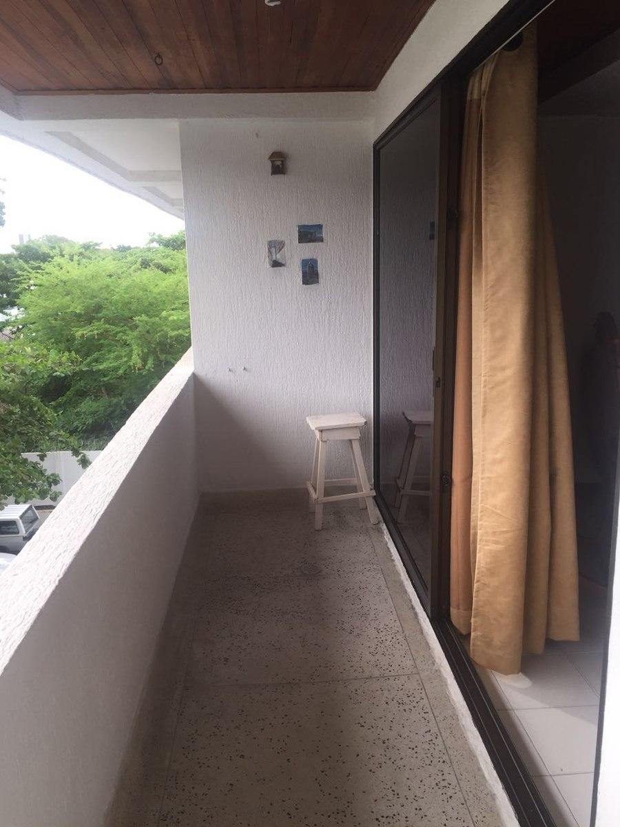 apartamento en manga, 2 alcobas