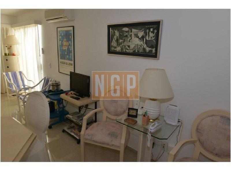 apartamento en mansa, 1 dormitorios -ref:15650