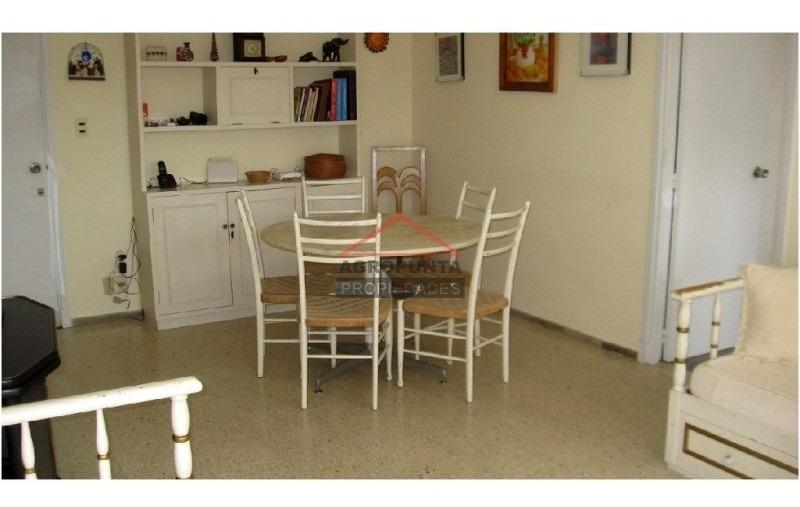 apartamento en mansa, 1 dormitorios *-ref:2531