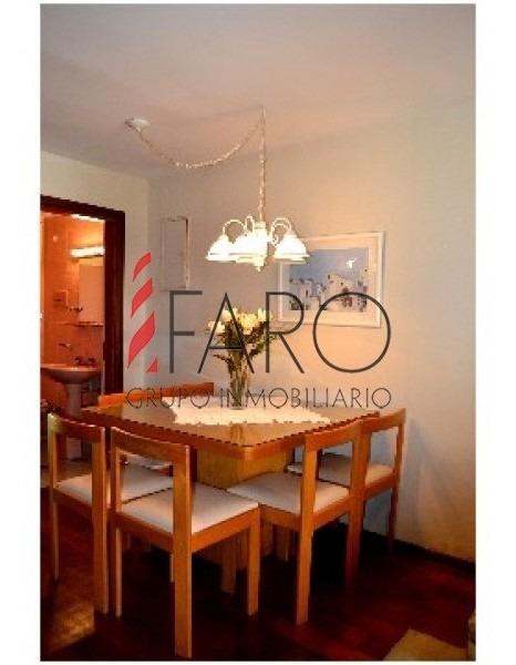 apartamento en mansa 2 dormitorios 2 baños cochera-ref:33404