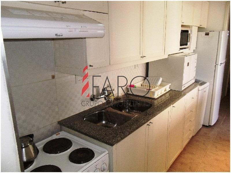 apartamento en mansa 2 dormitorios 2 baños-ref:32697