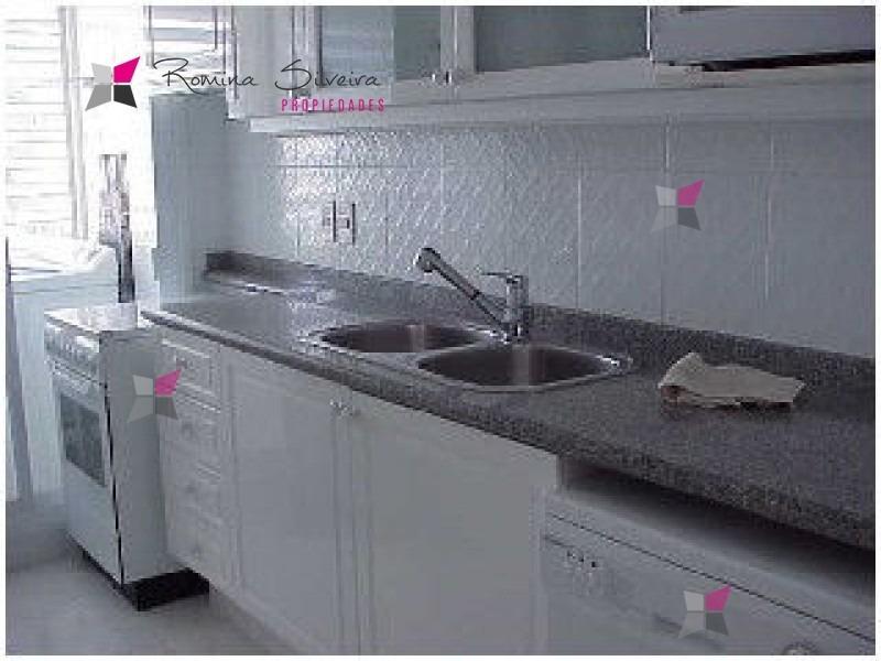 apartamento en mansa, 2 dormitorios *- ref: 6391