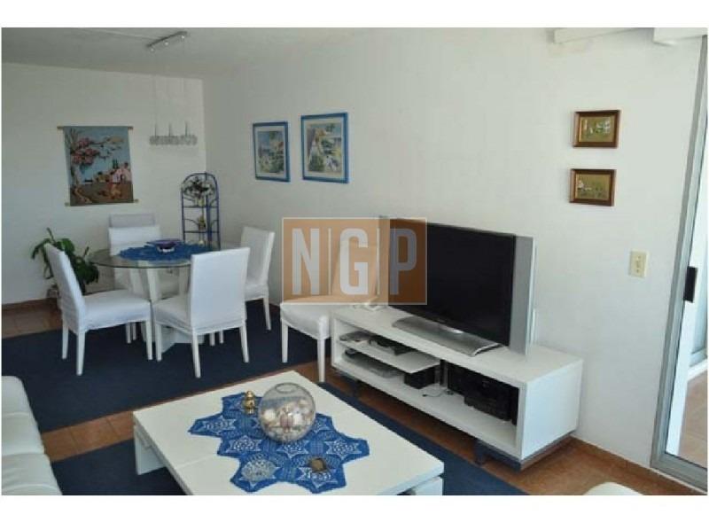 apartamento en mansa, 2 dormitorios -ref:15680