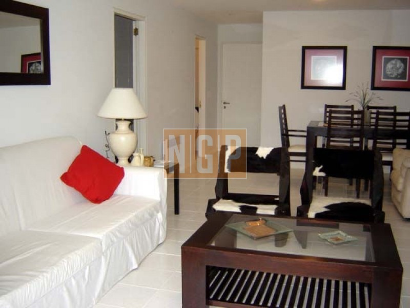 apartamento en mansa, 2 dormitorios  -ref:1628